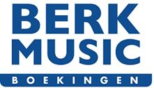 berk music boekingen logo